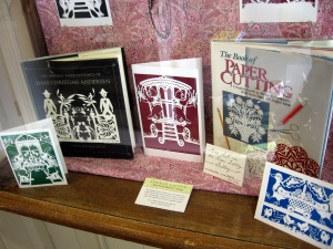 Some good books on the art of Paper cutting